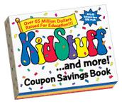 LMS LHS PTO KidStuff Coupon Book Sale Fundraiser