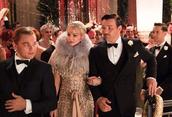 Gatsby, Daisy, and Tom