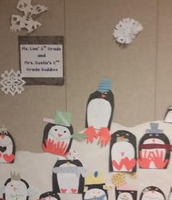 Our Winter Penguins