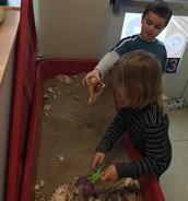 Sand Table Fun