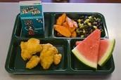 ¿Que comidas en la cafeteria de la escuela no te gustan?
