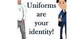 Uniforms take away children's identity.