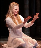 "Lady Macbeth ""washing her hands"""