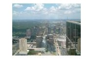 Arial View of part of Houston