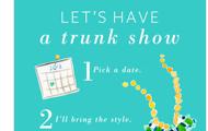 Host a Trunk Show