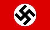 The Nazi symbol.