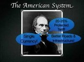 Components of American System