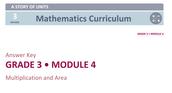 Answer Keys for Eureka Math