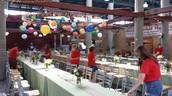 FFA Members Volunteer at the Farmer's Market