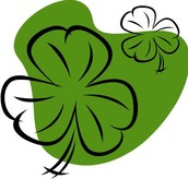 St. Patrick's Day is March 17th!