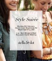 Stylist Meet Up - Monday 8 February (Surrey)