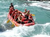 1. White water rafting - Colorado River in Glenwood Springs