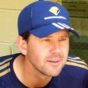 Ricky Ponting is a cricket player.