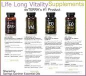 Life Long Vitality Pack