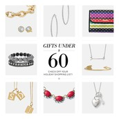 Gifts Under $60