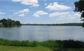 A lake in minnesota