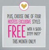 One FREE Hostess Exclusive