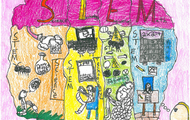 Maddie's STEM Poster