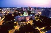 Largest city: Jackson
