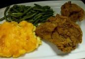 Fried Chicken Mondays for $9 !!