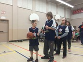 Knights of Columbus Free Throw Competition!