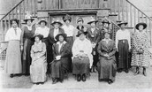 Joined the National Association of Colored Women (1885)