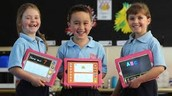Ipads are often used in private schools.