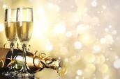 Champagne faux