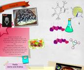 Activity 1:  Glogster Recipe