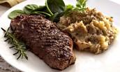 El bistec
