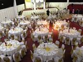Birthday banquet halls in Hyderabad
