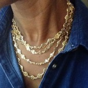 Devon Layering Necklace for $24.50