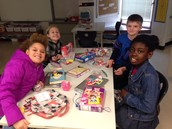 4th Grade Valentine's Party