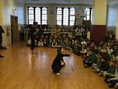 We Appreciate The Arts at BPCS!