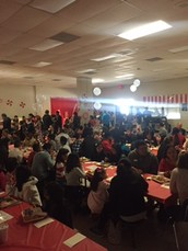 Thank you all for your hard work during the Holiday Luncheon!