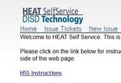 Technology HEAT ticket
