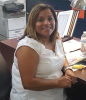 Ana DelRio, Attendance Clerk