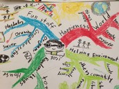 5th Grade Mind Map