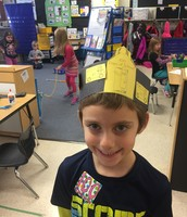 Modeling 100th day Hats