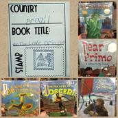 2nd Grade-Read Around the World