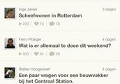 Radio Rotjeknor is een app voor en door echte Rotterdammerts