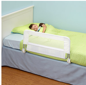 Baby sleeping rail
