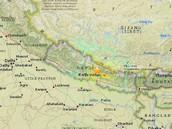 GEOLOGICAL SURVEYED CAUSE OF EARTHQUAKE