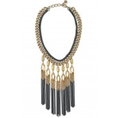 Lilith Fringe Necklace