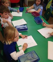 Sight Word Journaling