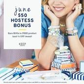 Hostess Bonus!