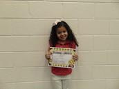 Eilana Mercado - First Grade