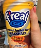 Resees Milkshake