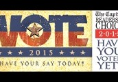Capital's 2015 Reader's Choice Awards