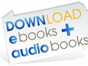 eBooks + audibooks